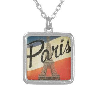 Collier Paris France Vintage