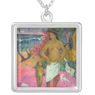 Collier Paul Gauguin | une promenade par la mer, 1902