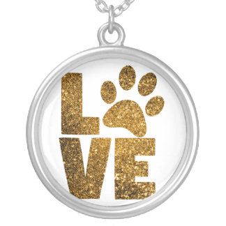 Collier Paw Love