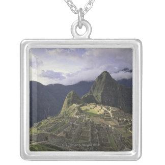 Collier Paysage de Machu Picchu, Pérou