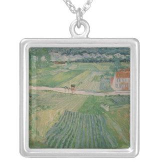 Collier Paysage de Vincent van Gogh | chez Auvers