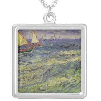 Collier Paysage marin de Vincent van Gogh | chez