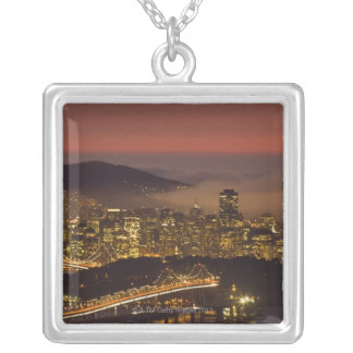 Collier Paysage urbain de San Francisco