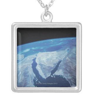 Collier Péninsule du Sinaï de l'espace