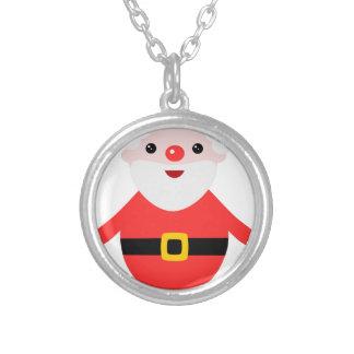Collier Père Noël
