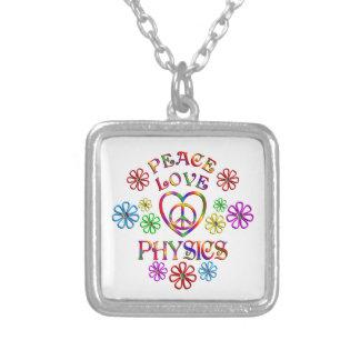 Collier Physique d'amour de paix