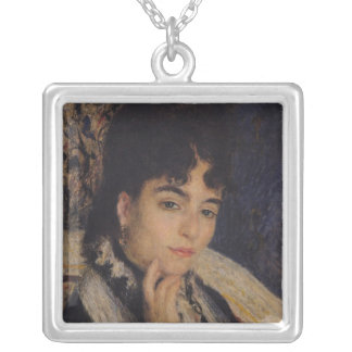 Collier Pierre un portrait de Renoir | de Mme. Alphonse