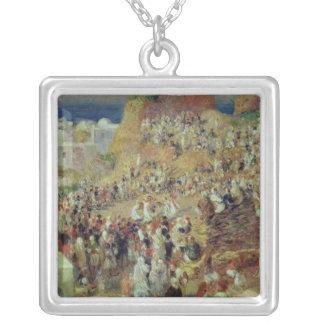 Collier Pierre un Renoir   la mosquée, ou festival arabe