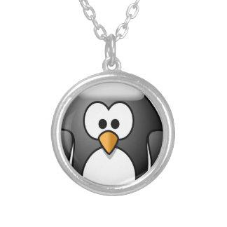 Collier pingouin
