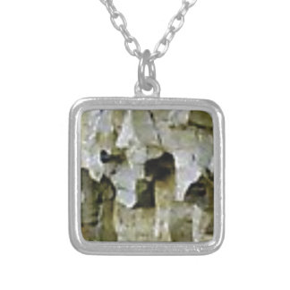 Collier plafond blanc approximatif de roche