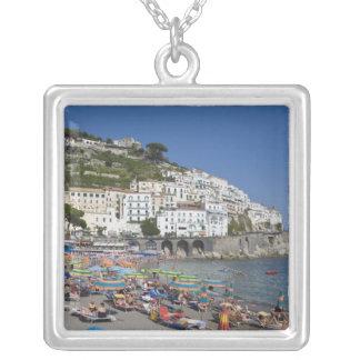 Collier Plage à Amalfi, Campanie, Italie