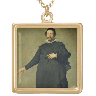 COLLIER PLAQUÉ OR