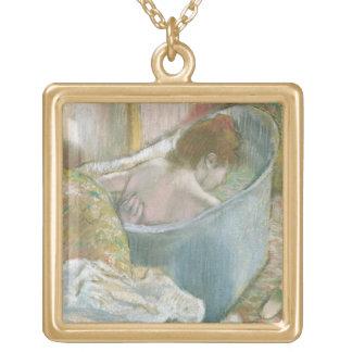 Collier Plaqué Or Edgar Degas | Bath