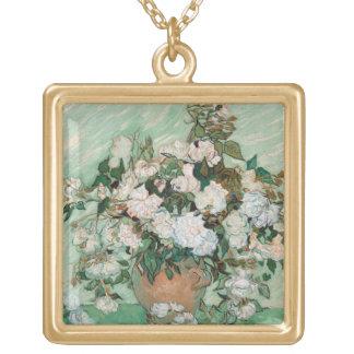 Collier Plaqué Or Roses de Vincent van Gogh |, 1890