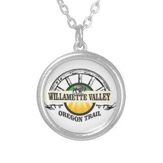 Collier plus d'ot de vallée de willamette