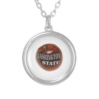 Collier Pomme de rouge de l'état de Washington