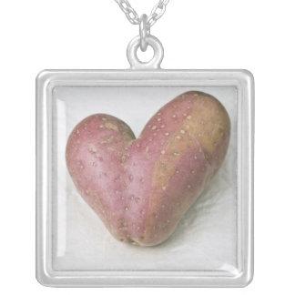 Collier Pomme de terre en forme de coeur de Francine