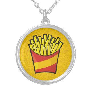Collier Pommes frites