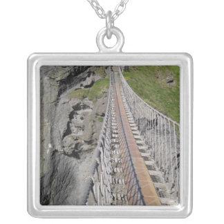 Collier Pont de corde historique de Carrick-a-rede, du