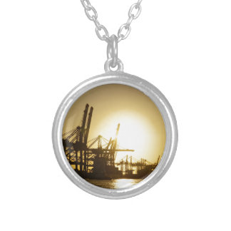 Collier port de Hambourg