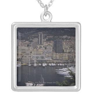 Collier Port, Monte Carlo, la Côte d'Azur, d 4 de Cote