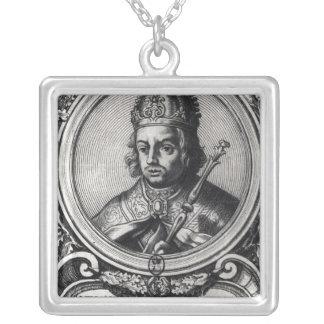 Collier Portrait d'Alfonso X 'le Wise