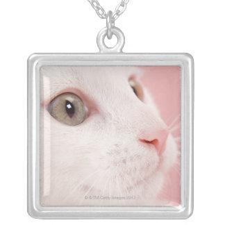 Collier Portrait de chat