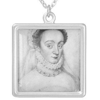 Collier Portrait de dame De de Charlotte De Beaune