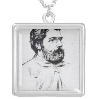 Collier Portrait de Georges Bizet