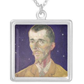 Collier Portrait de Vincent van Gogh   d'Eugene Boch 1888