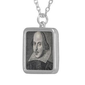 Collier Portrait de William Shakespeare
