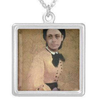 Collier Portrait d'Edgar Degas | de Pauline de Metternich