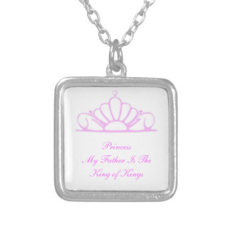 Collier Princesse My Father Is roi