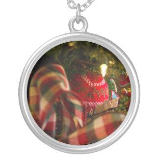 Collier Profondeur d'un arbre de Noël