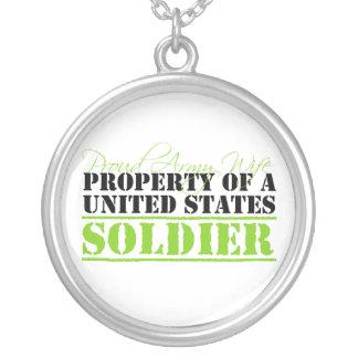 Collier Propriété d'un soldat