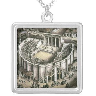 Collier Reconstruction de théâtre, 2ème siècle romain