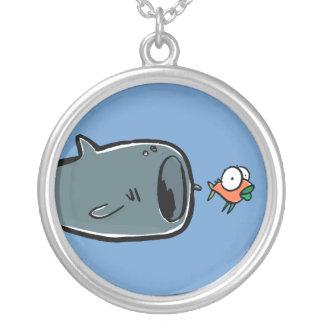 Collier requin de baleine