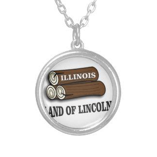 Collier Rondins de l'Illinois de Lincoln
