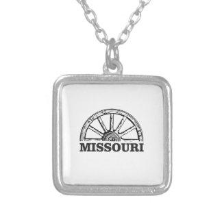 Collier roues du Missouri