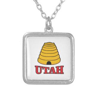 Collier ruche de l'Utah