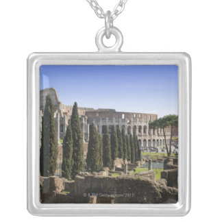 Collier Ruines du Colosseum romain d'IL Palatino,
