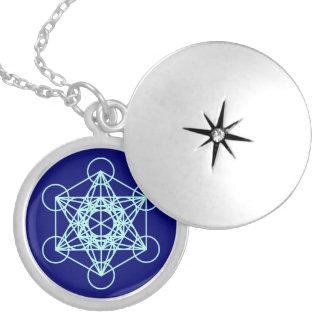 Collier sacré de la géométrie de Metatron