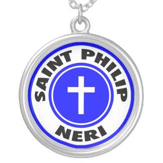 Collier Saint Philip Neri