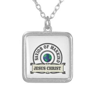 Collier sauveur du Christ de toute l'humanité