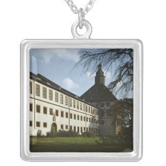 Collier Schloss Friedenstein, Gotha, construit en 1643-54