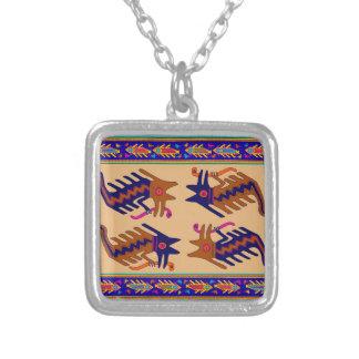 Collier Serpent de tribal d'Inca