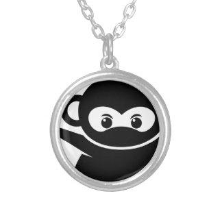 Collier Singe de Ninja