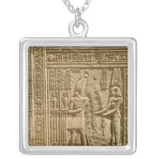 Collier Soulagement dépeignant Ptolémée VIII Euergetes II