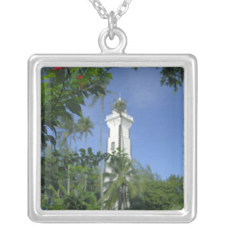 Collier South Pacific, Polynésie française, Tahiti. Ketmie