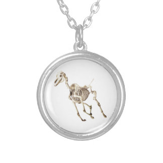 Collier Squelette courant de cheval
